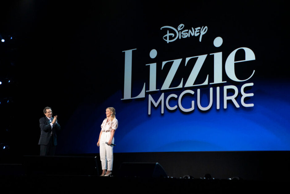Disney hopes to sign up fans of its older hit Disney Channel shows, some of which will be rebooted - 22 million mobile devices have Disney+ installed
