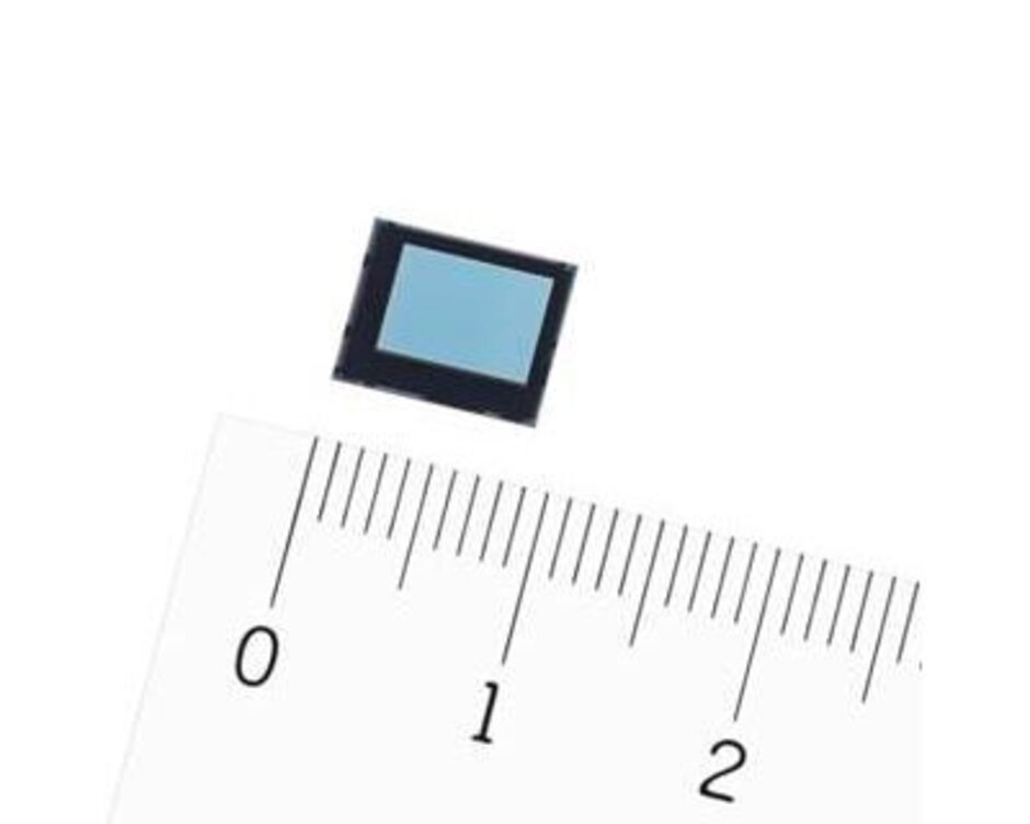 A Sony Time of Flight image sensor from last year - Sony is running its plants non-stop in order to produce this one key smartphone component