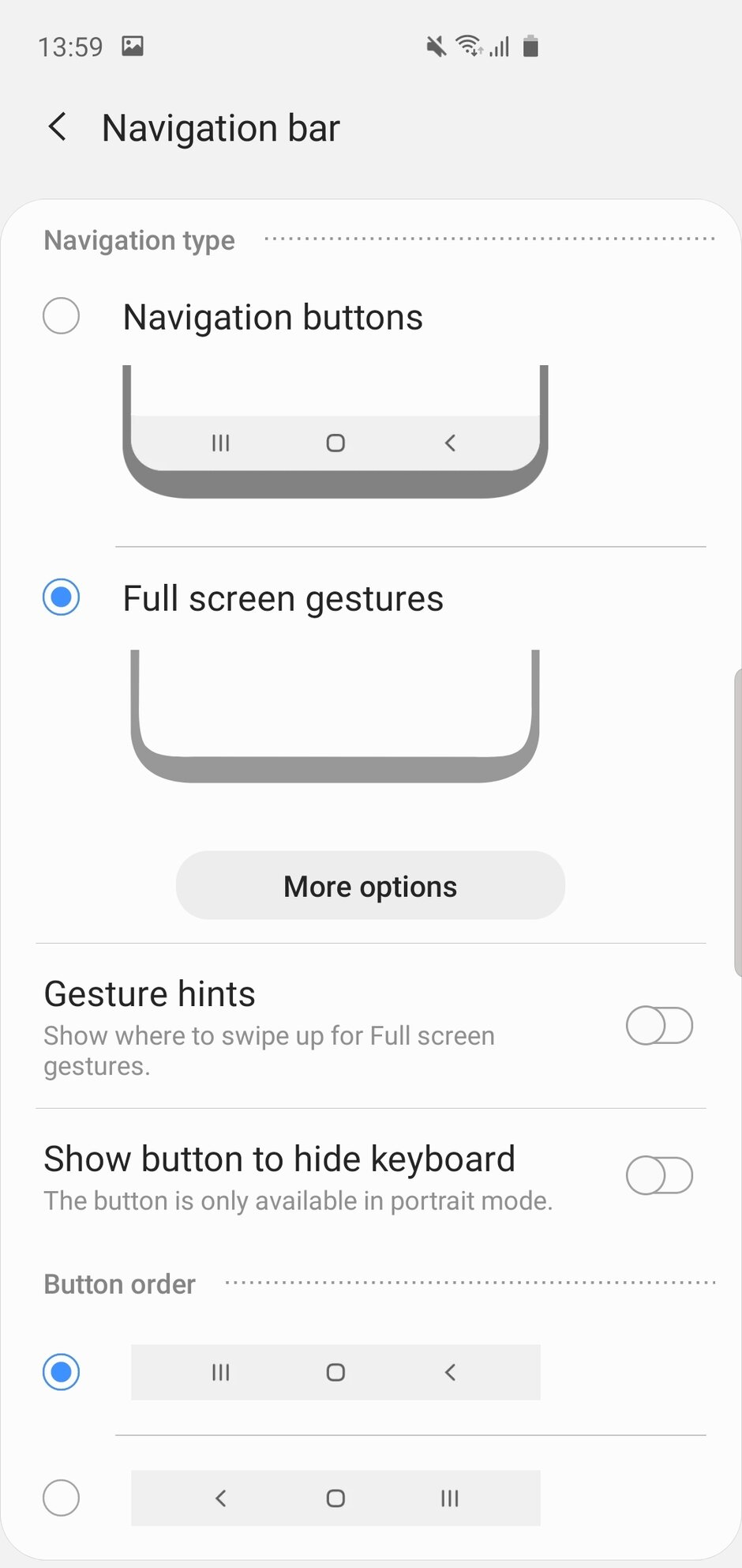 The new gestures on the Galaxy S10+ with Android 10/One UI 2.0 - Android 10 with One UI 2.0 on the Samsung Galaxy S10+: Hands-on with all the new features