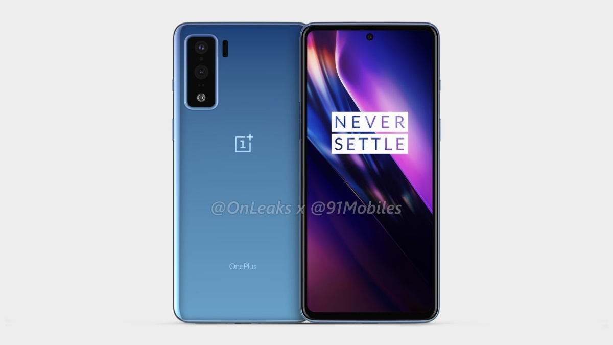 Leaked renders of a possible OnePlus 8 Lite - Is OnePlus trying to do too many things at once?