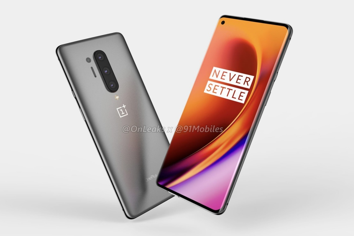 Leaked OnePlus 8 Pro renders - Is OnePlus trying to do too many things at once?